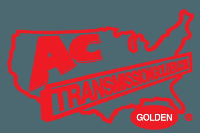 AC Transmission Golden Logo