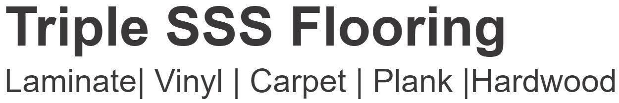 Triple SSS Flooring Logo