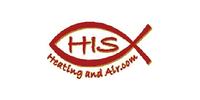HIS Heating and Air Logo