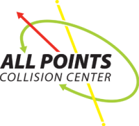 All Points Collision Center Logo