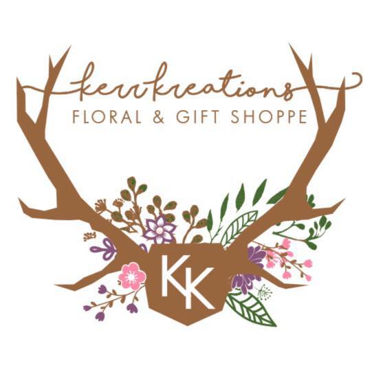 Kerr Kreations Floral & Gift Shoppe Logo