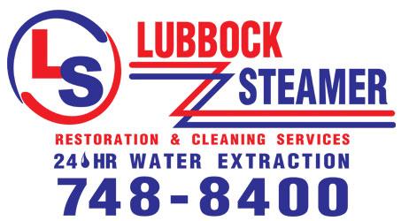 Lubbock Steamer Restoration & Cleaning Logo