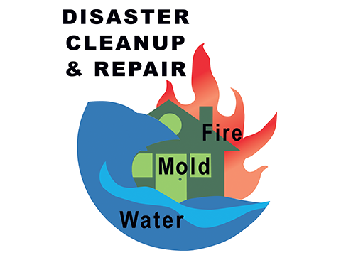 Disaster Cleanup & Repair Logo