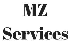 MZ Services Logo