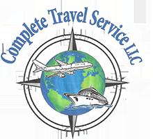 Complete Travel Service Logo