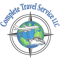 Complete Travel Service Logo