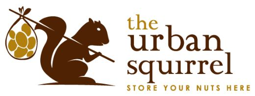 The Urban Squirrel Logo