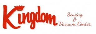 Kingdom Sewing & Vacuum Center Logo