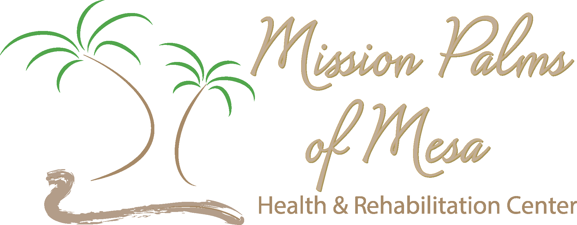Mission Palms of Mesa Health & Rehabilitation Center Logo