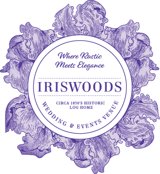 Iriswoods Wedding and Events Venue Logo