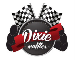 Dixie Muffler Logo