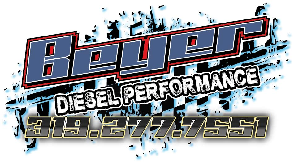 Beyer Motorsports Truck & Auto Repair Logo
