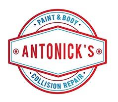 AntoNick's Collision Repair Logo