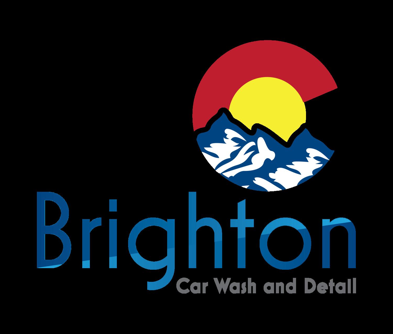 Brighton Car Wash & Detail Logo