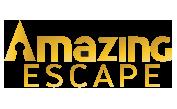 Amazing Escape Logo
