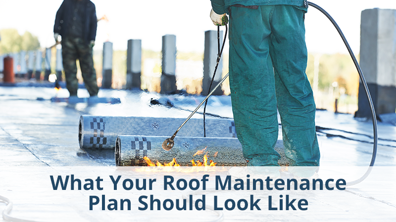 What Your Roof Maintenance Plan Should Look Like