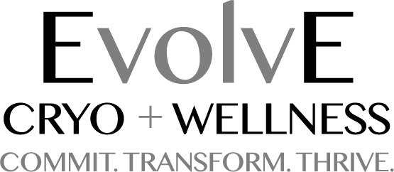 EvolvE Cryo + Wellness Logo
