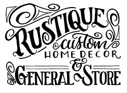 Rustique General Store Logo
