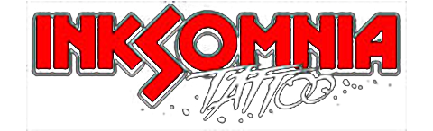 Inksomnia Tattoo and Body Piercing Logo