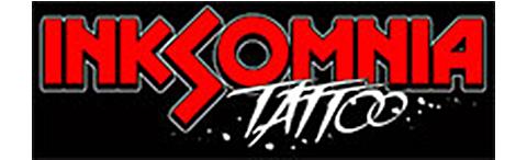 Inksomnia Tattoo and Body Piercing Logo