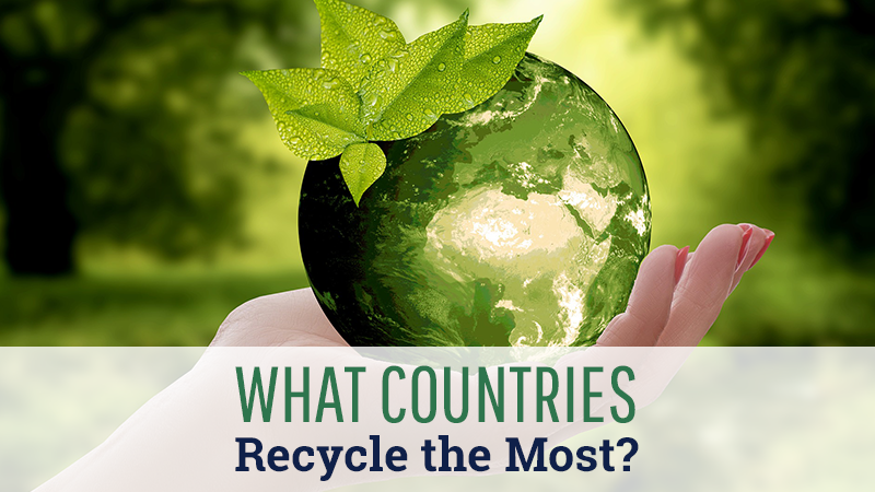 What Countries Recycle the Most?