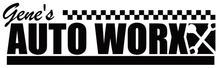 Genes Auto Worx Logo