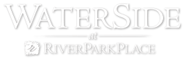 WaterSide at RiverPark Place Logo