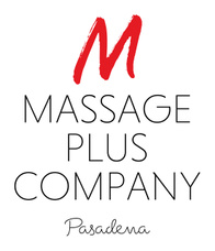 Massage Plus Company Pasadena Logo