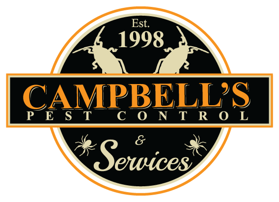 Campbell's Pest Control & Services Logo