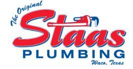 Staas Plumbing Company Logo