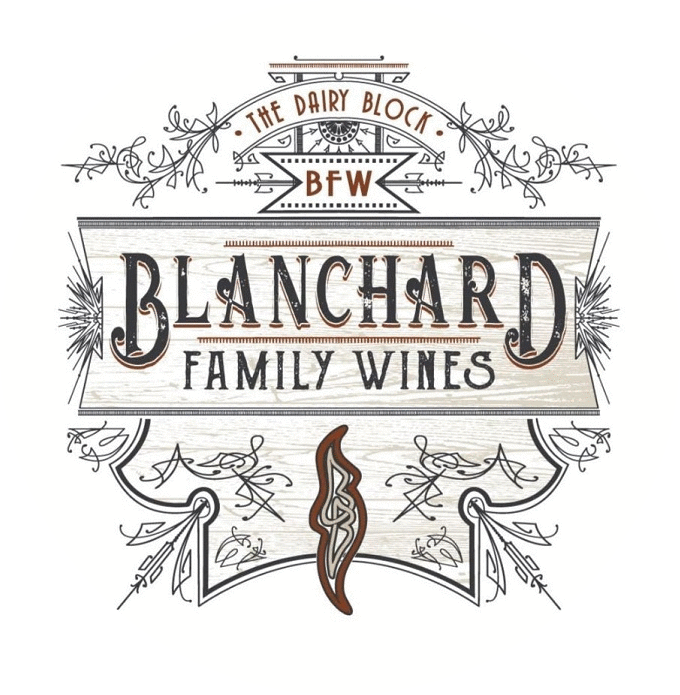 Blanchard Family Wines Logo