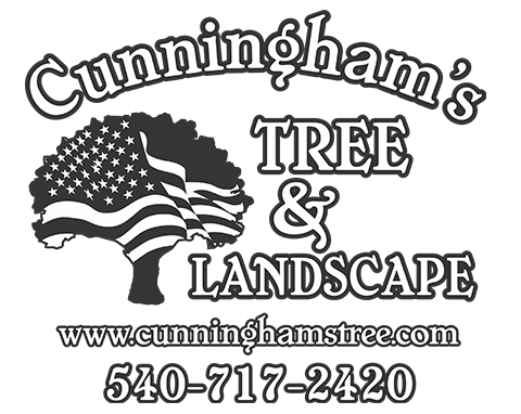 Cunningham's Tree & Landscaping Logo