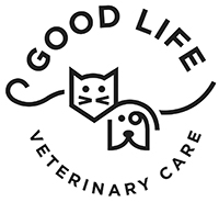Good Life Veterinary Care Logo