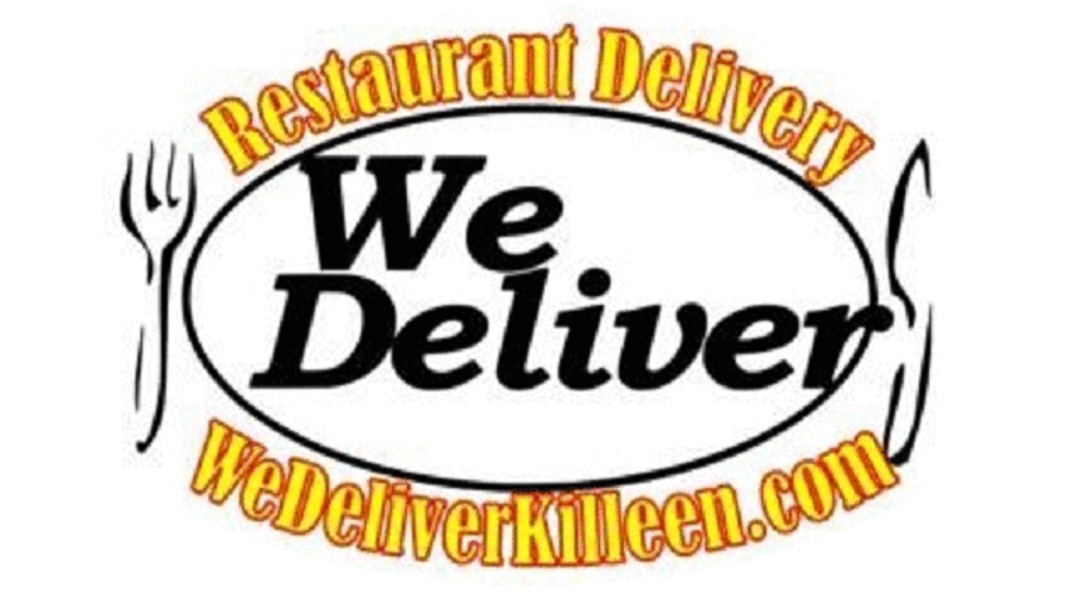 We Deliver Killeen Logo