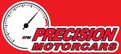 Precision Motorcars Auto Repair Logo