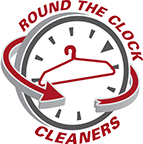 Round The Clock Cleaners Logo