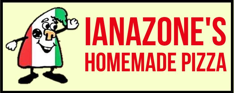 Ianazone's Homemade Pizza Logo