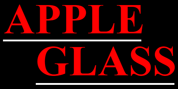 Apple Glass Window Tinting Logo