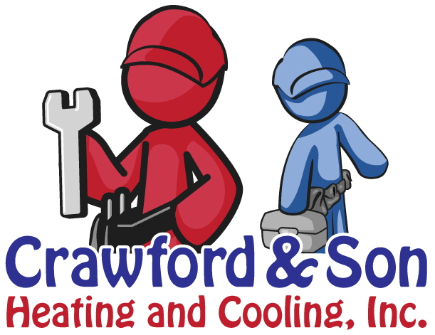 Crawford & Son Heating and Cooling Logo
