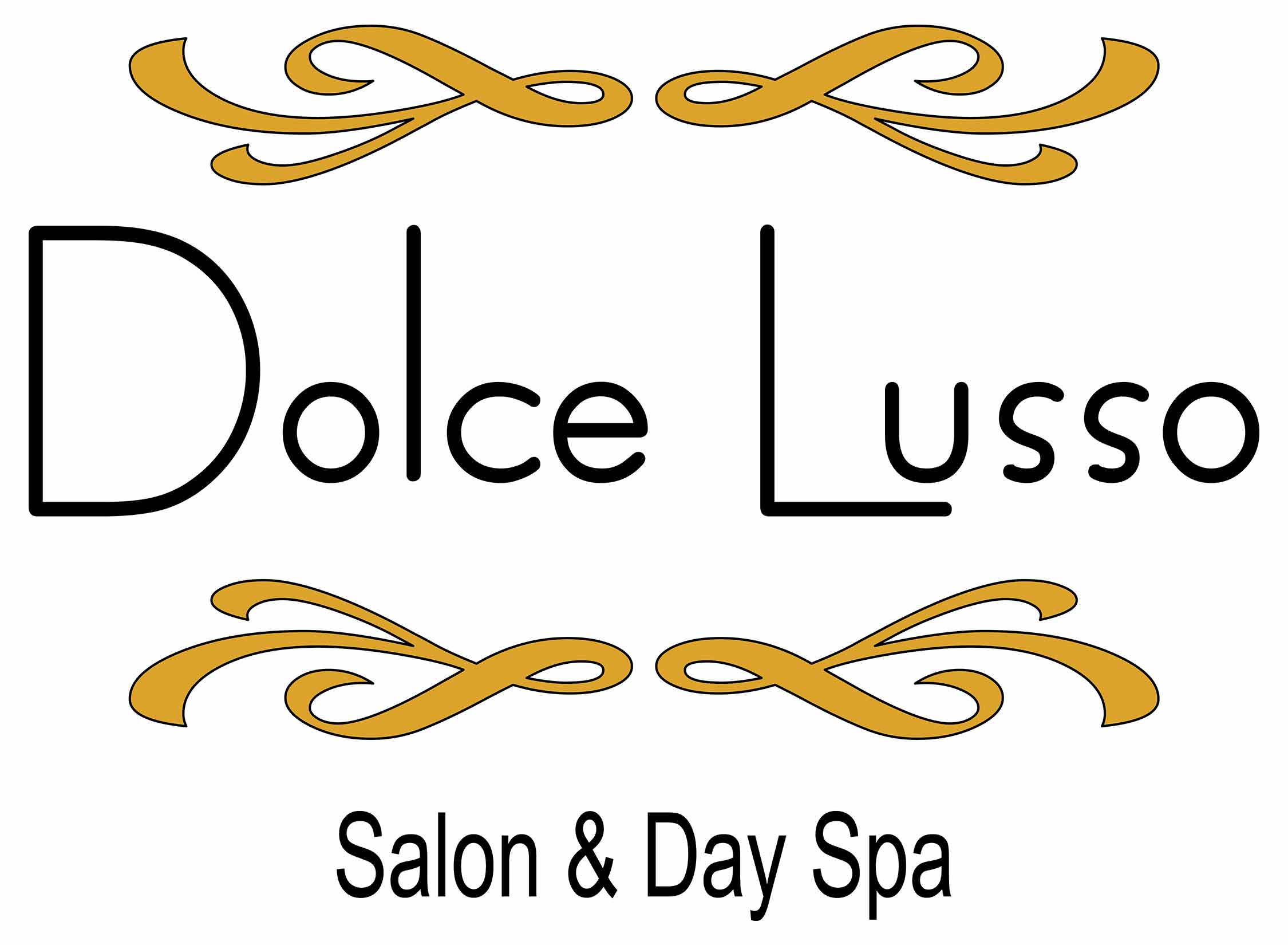 Dolce Lusso Salon and Spa Logo