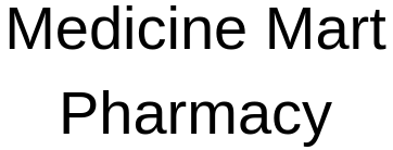 Medicine Mart Pharmacy Logo
