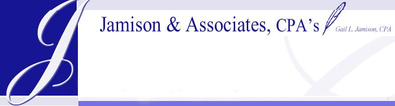 Jamison & Associates, CPAs Logo