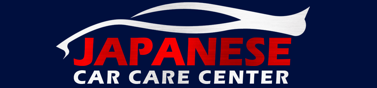 Japanese Car Care Center Logo