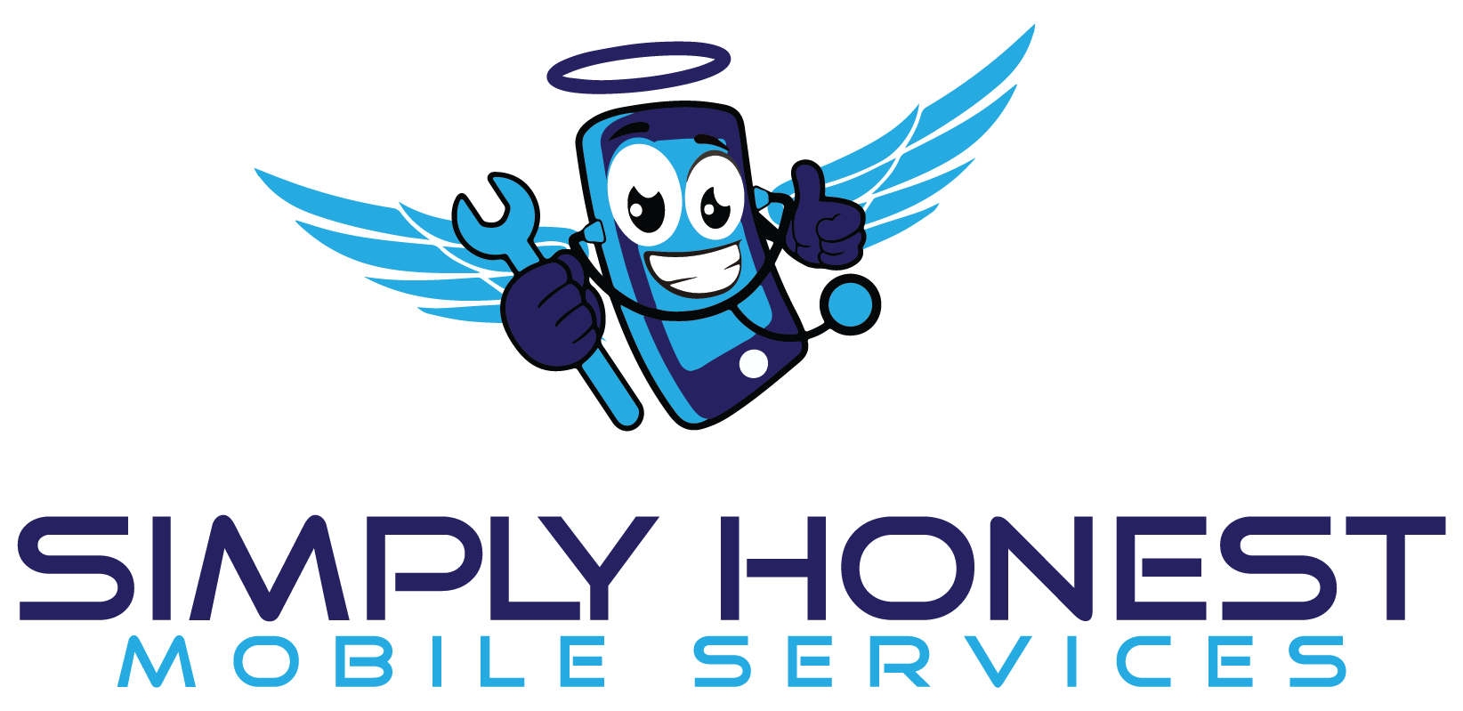 Simply Honest Mobile Services Logo