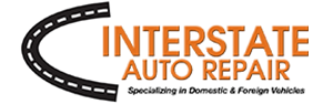 Interstate Auto Repair Logo