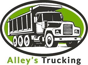 Alley's Trucking & Materials Logo