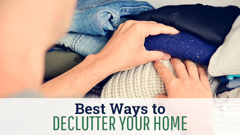 Best Ways to Declutter Your Home