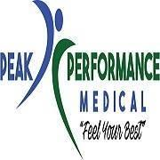 Peak Performance Medical Logo