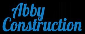 ABBY CONSTRUCTION Logo