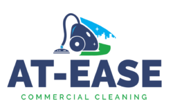 At-Ease Commercial Cleaning Logo